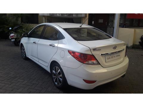 Hyundai Verna Fluidic 1.6 CRDI SX Opt (2014) in Goa