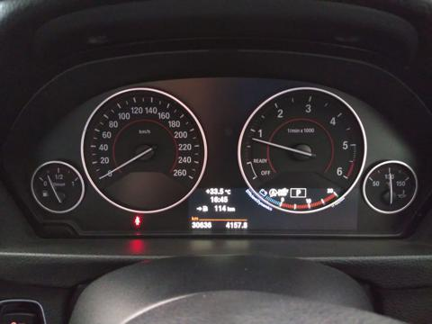 BMW 3 Series 320d Sport Line Sedan (2014) in Cochin