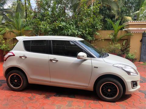Maruti Suzuki Swift VDi ABS (2015) in Thrissur