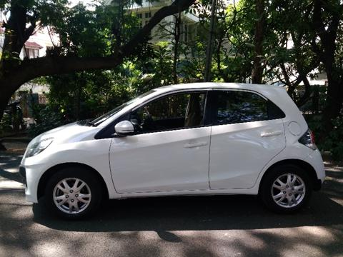 Honda Brio VX MT (2015) in Bangalore