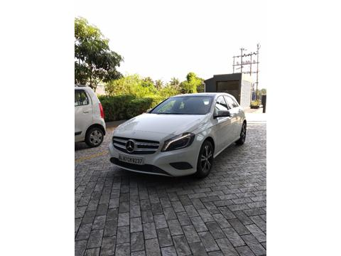 Mercedes Benz A Class A 200 CDI (2015) in Thrissur
