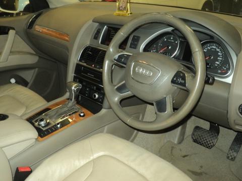 Audi Q7 3.0 TDI quattro Premium+ (2015) in Lucknow