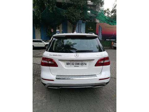 Mercedes Benz M Class ML 350 CDI 4MATIC (2015) in Mumbai