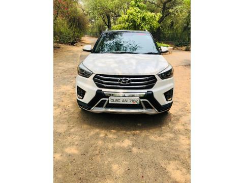 Hyundai Creta SX(O) 1.6 CRDI VGT