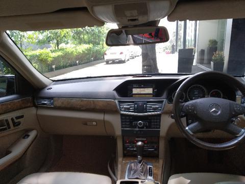 Mercedes Benz E Class 200 CGI Classic (2011) in Cochin