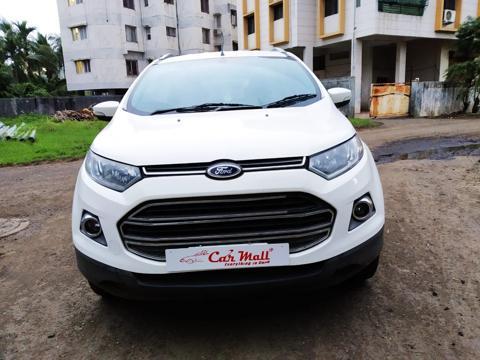 Ford EcoSport 1.5 TDCi Titanium (MT) Diesel (2015) in Shirdi
