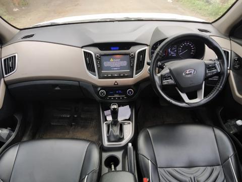 Hyundai Creta SX+ 1.6 U2 VGT CRDI AT (2016) in Shirdi