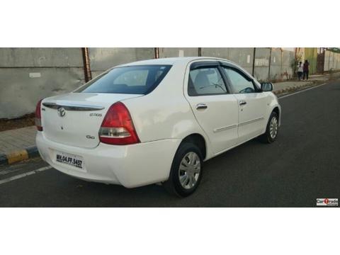Toyota Etios GD (2012) in Shirdi