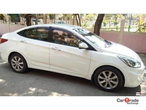 Hyundai Verna Fluidic 1.6 CRDI SX Opt (2012) in Khandwa