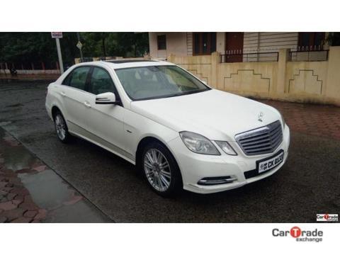 Mercedes Benz E Class E250 CDI BlueEfficiency (2011) in Indore