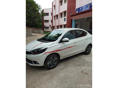 Tata Tigor Revotron XZA (2018) in Dhanbad