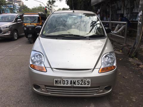 Chevrolet Spark LS 1.0 (2010) in Ratnagiri