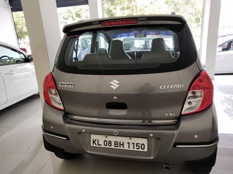 Maruti Suzuki Celerio VXi (O) (2015) in Palakkad