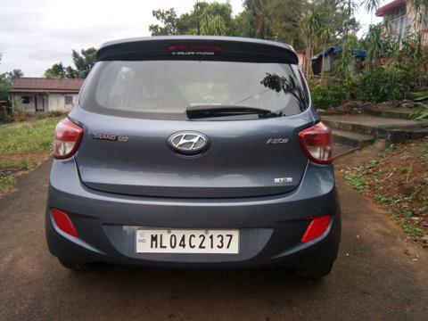 Hyundai Grand i10 1.2 Kappa VTVT 4AT Asta (O) (2016) in Shillong