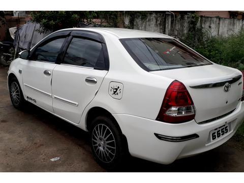 Toyota Etios D 4D GD (2015) in Vijayawada