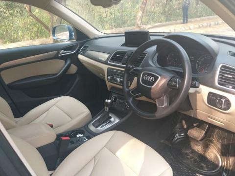 Audi Q3 2.0 TDI Quattro Premium+ (2015) in Mumbai