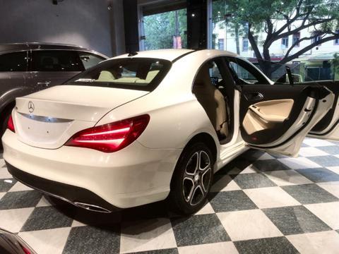 Mercedes Benz CLA Class 200 CDI Style (2017) in Gurgaon