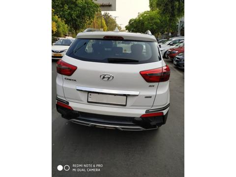 Hyundai Creta 1.6 SX Plus AT Petrol (2017) in New Delhi
