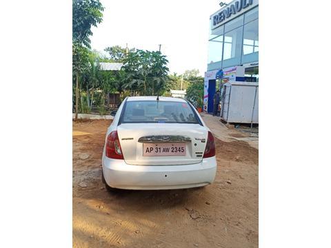 Hyundai Verna VGT CRDi ABS (2008) in Visakhapatnam