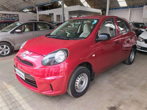 Nissan Micra XL Petrol Active (2013) in Bangalore