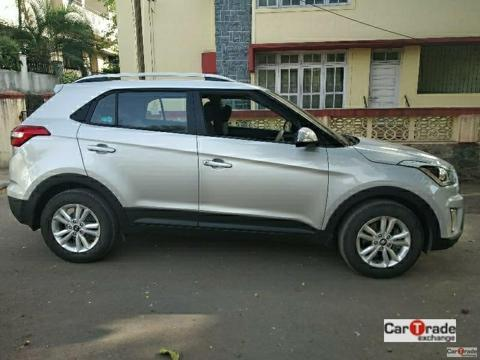 Hyundai Creta SX Plus 1.6 CRDI Dual Tone (2017) in Pune