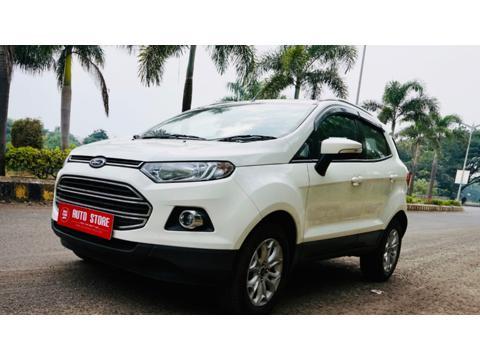 Ford EcoSport 1.5 TDCi Titanium (MT) Diesel (2017) in Shirdi