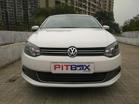 Volkswagen Vento Highline Petrol AT (2014) in Mumbai