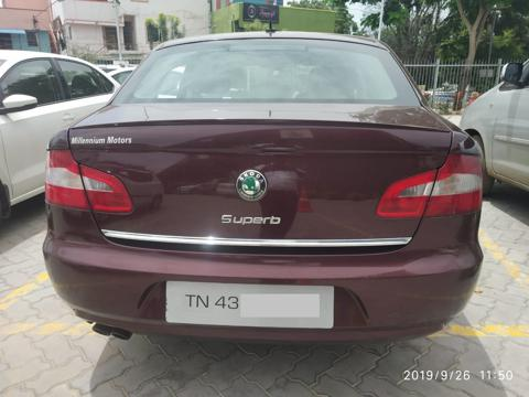 Skoda Superb 1.8 TSI MT Elegance (2010) in Coimbatore