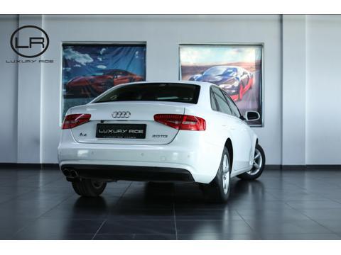 Audi A4 2.0 TDI Sline (2012) in Rohtak