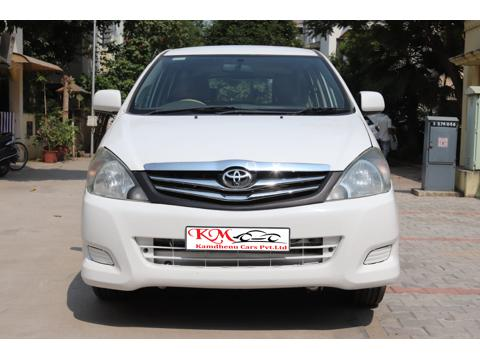 Toyota Innova 2.0 GX 8 STR (2011) in Ahmedabad
