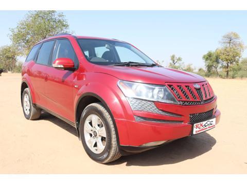 Mahindra XUV500 W8 AWD (2012) in Ahmedabad