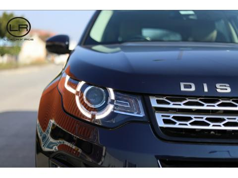 Land Rover Discovery Sport HSE Petrol 5-Seater (2016) in Ludhiana