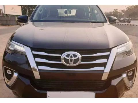 Toyota Fortuner 2.8 4x2 AT (2017) in New Delhi