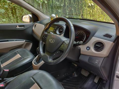 Hyundai Grand i10 4 Speed Automatic Asta (2016) in Mumbai