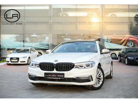BMW 5 Series 520d Sport Line (2017) in Ambala