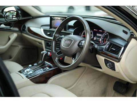 Audi A6 35 TDI Matrix (2015) in Jagraon