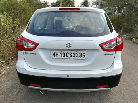Maruti Suzuki S Cross Sigma DDiS 200 (2017) in Dhule