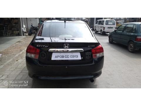 Honda City 1.5 V MT (2011) in Hyderabad