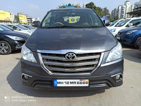 Toyota Innova 2.5 VX (Diesel) 7 STR Euro4 (2016) in Pune