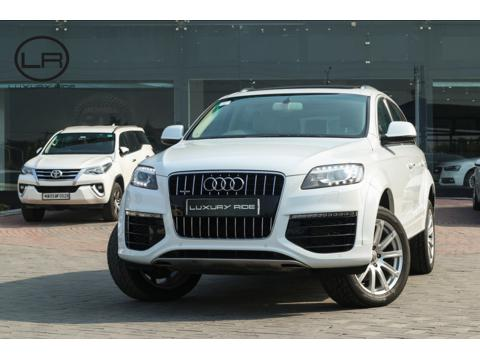 Audi Q7 35 TDI Technology Pack + Sunroof (2014) in Jagraon