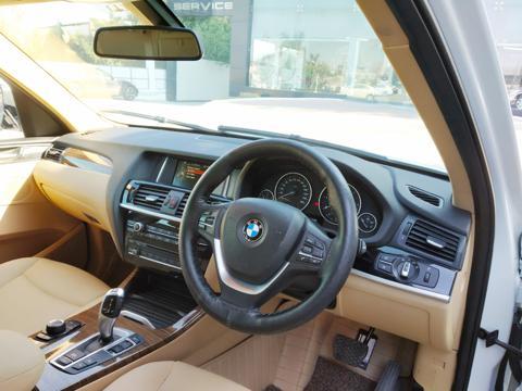 BMW X3 xdrive-20d xLine (2017) in Phagwara