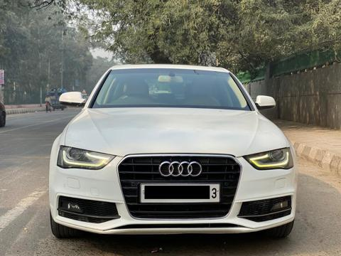 Audi A4 2.0 TDI (143bhp) (2012) in New Delhi