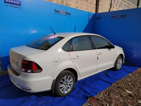 Volkswagen Vento 1.6L AT Highline Diesel (2016) in Coimbatore