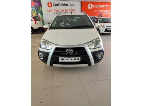 Toyota Etios Cross VD 1.4L Diesel (2015) in Raisen