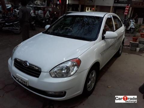 Hyundai Verna CRDI VGT SX 1.5 (2010) in Khandwa