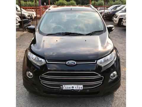 Ford EcoSport 1.0 Eco Boost Titanium (MT) Petrol (2014) in Bilaspur