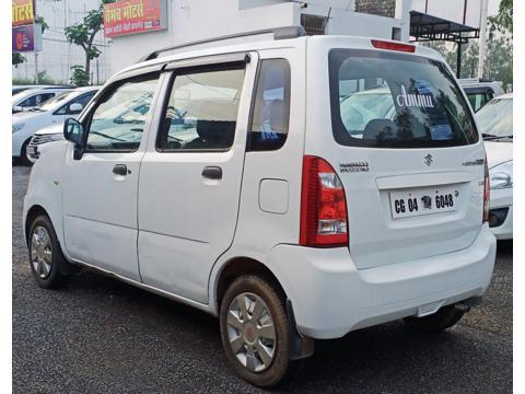 Maruti Suzuki Wagon R LXI (2008) in Raigarh