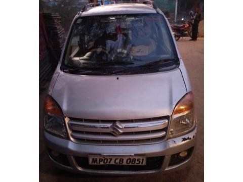Maruti Suzuki Wagon R Duo LXi LPG (2008) in Gwalior