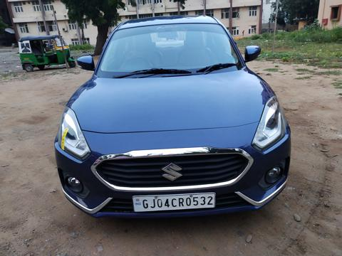 Maruti Suzuki New Swift DZire ZDI AGS (2017) in Bhavnagar