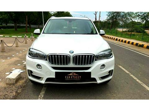 BMW X5 xDrive30d Pure Experience (5 Seater) (2016) in Patna
